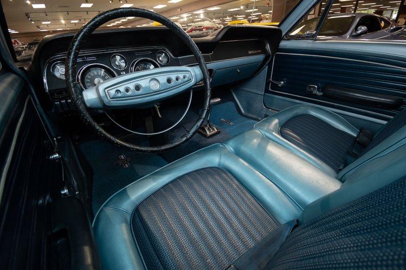 1968 ford mustang gt cs