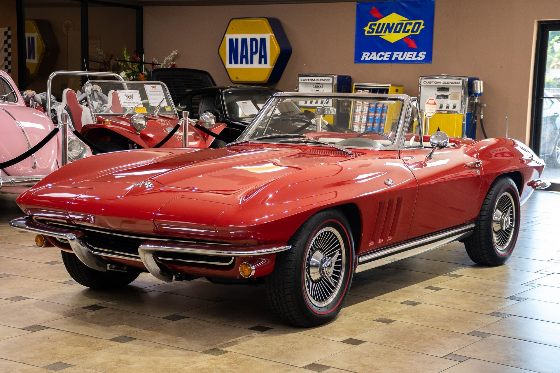 1965 chevrolet corvette l76 convertible