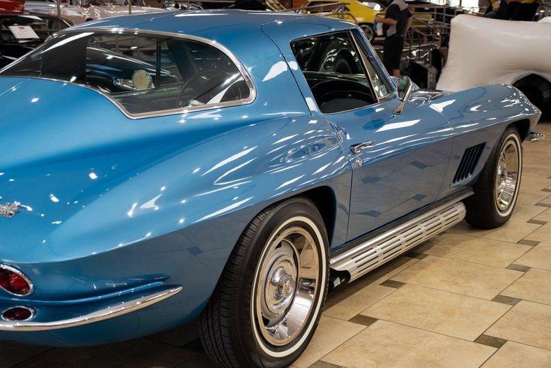 1967 chevrolet corvette big block 4 speed coupe