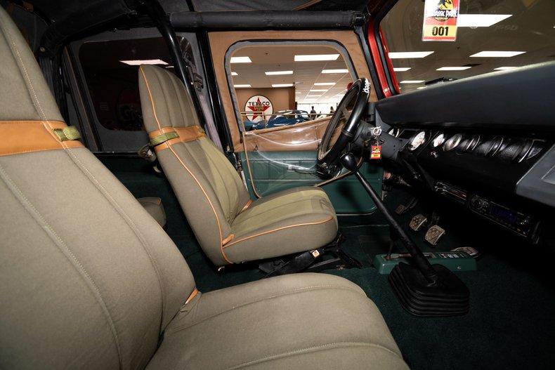 1989 jeep wrangler jurassic park