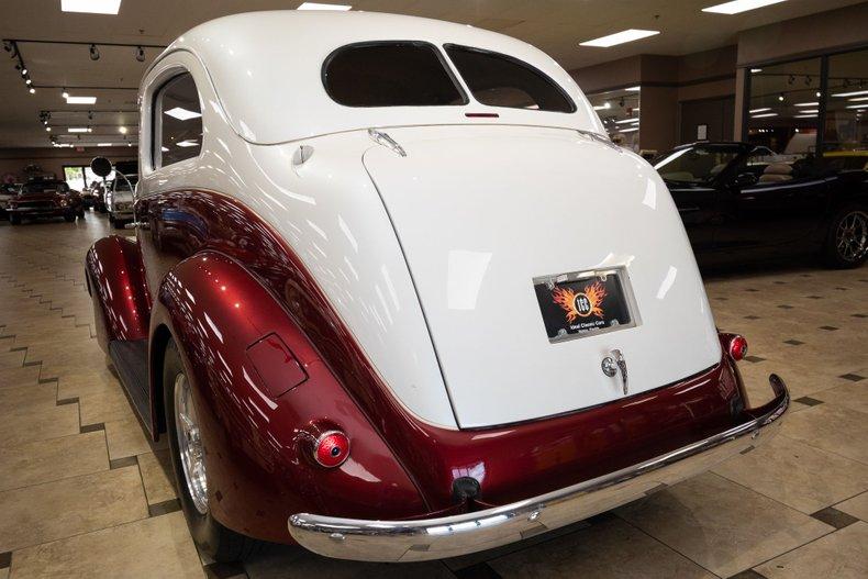1937 ford streetrod all steel body
