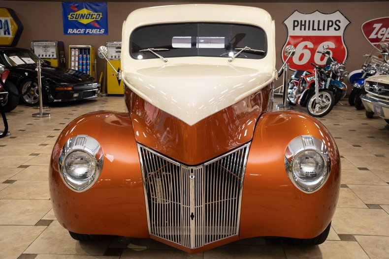 1941 ford pickup streetrod all steel body