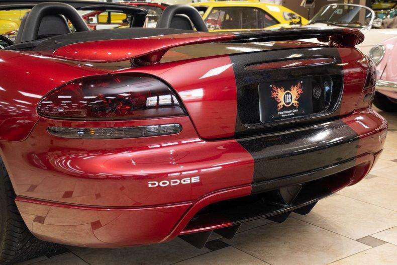 2008 dodge viper srt 10 roadster