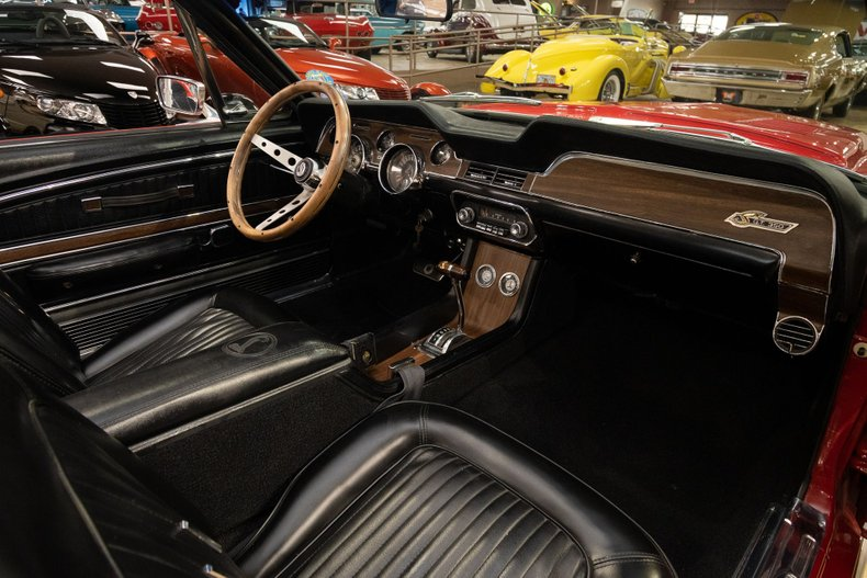 1968 shelby gt350 convertible 1 of 404