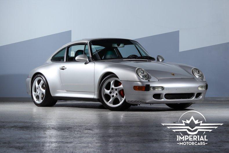 1998 Porsche 911 Carrera For Sale