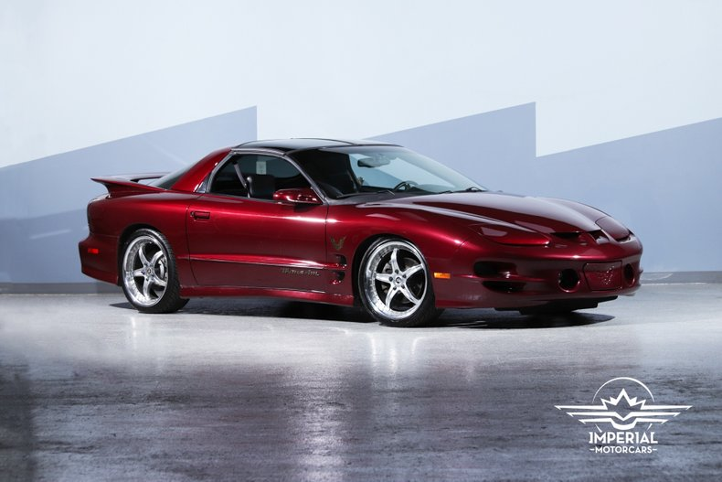 2000 Pontiac Firebird For Sale