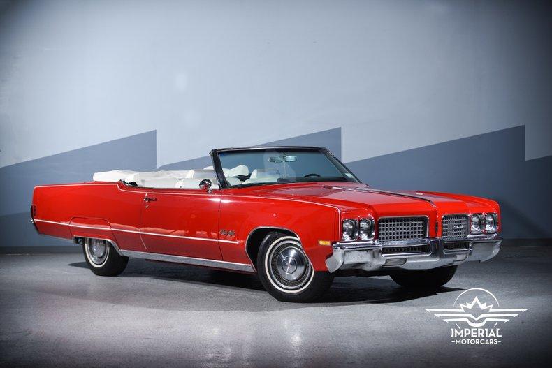 1970 Oldsmobile 98