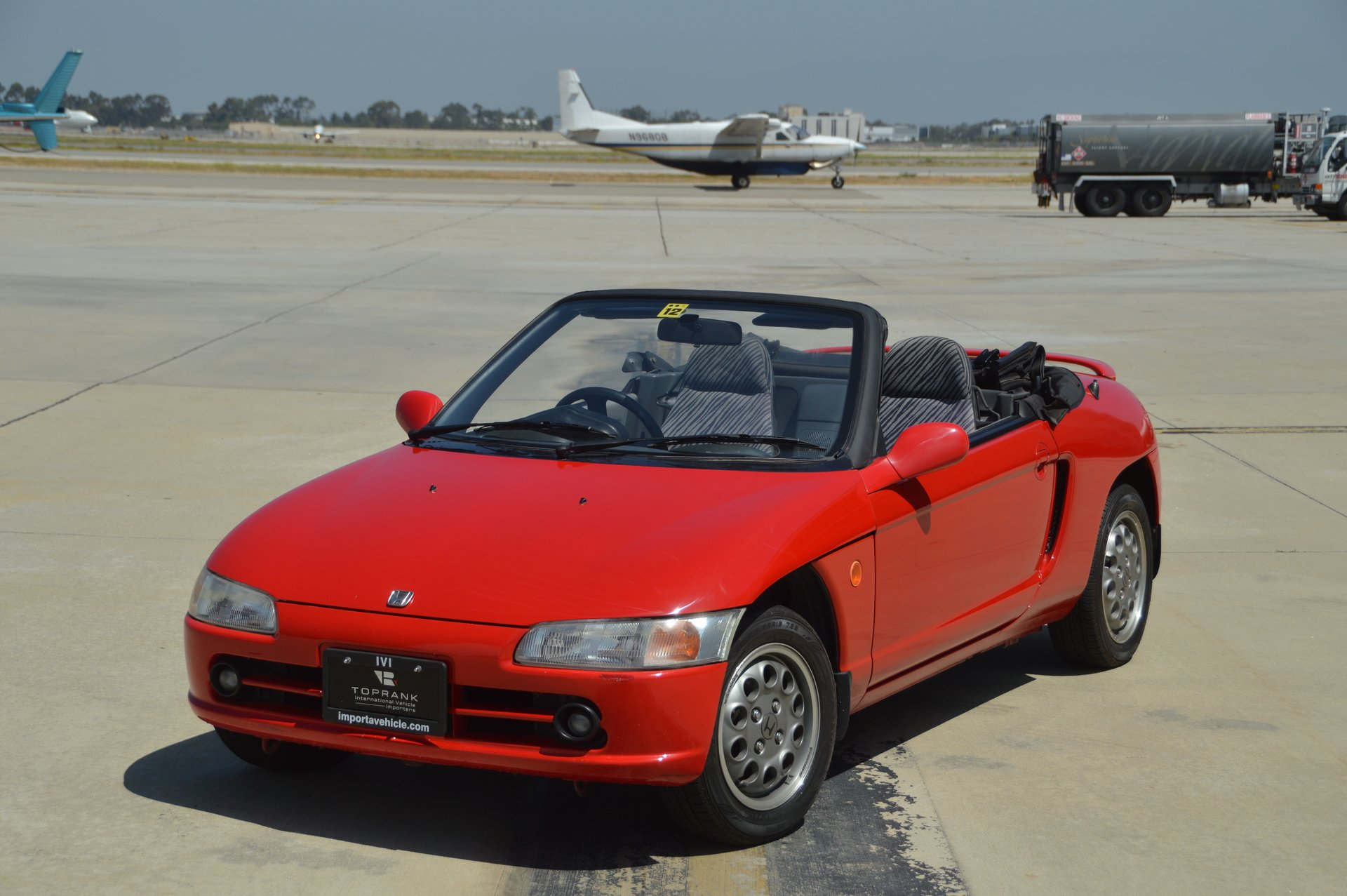 International Vehicle Importers >> 1991 Honda Beat Toprank Motorworks