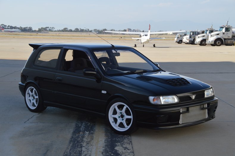 International Vehicle Importers >> 1990 Nissan Pulsar | Toprank Importers