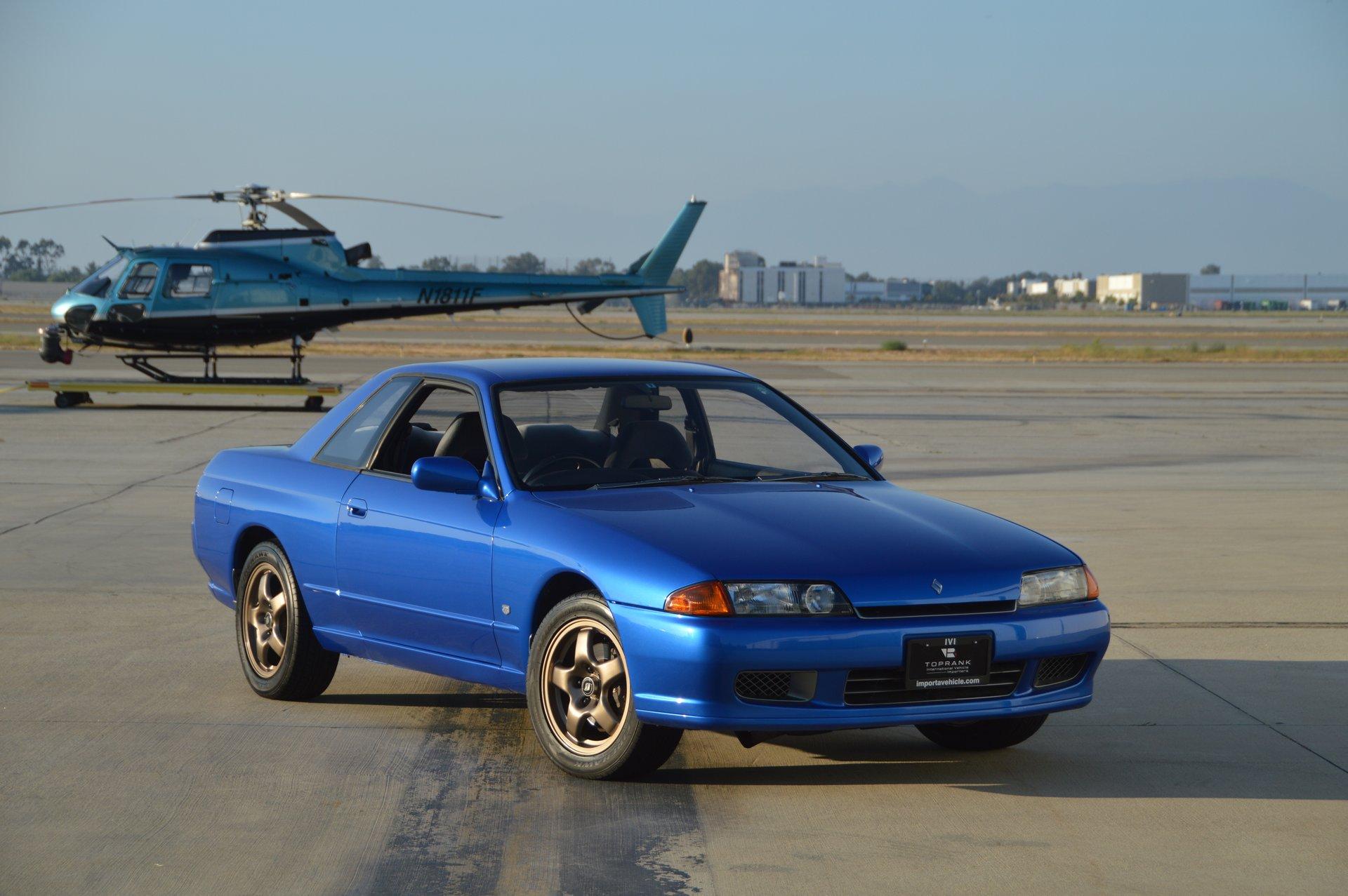 International Vehicle Importers >> 1992 Nissan Skyline | Toprank Importers