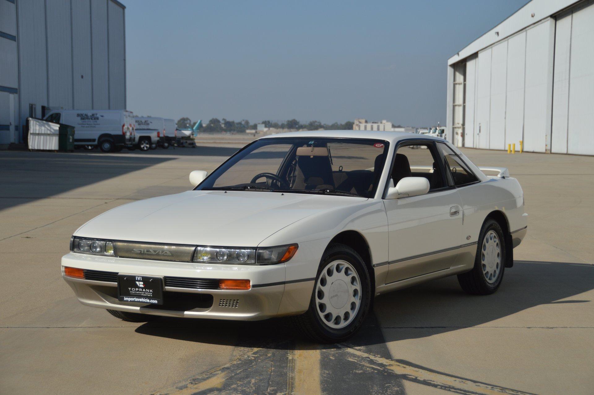 1990 Nissan Silvia