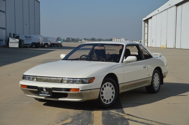 1990 Nissan Silvia For Sale