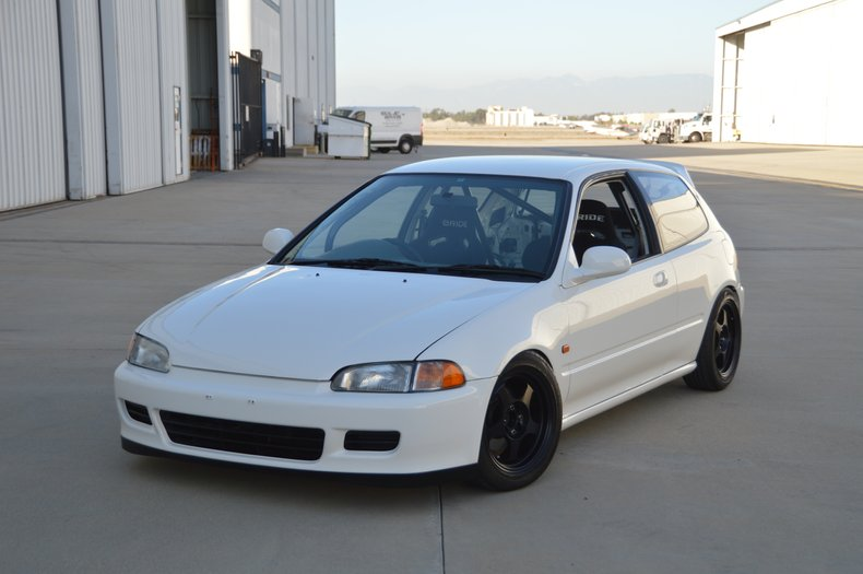 1992 Honda Civic SiR II For Sale