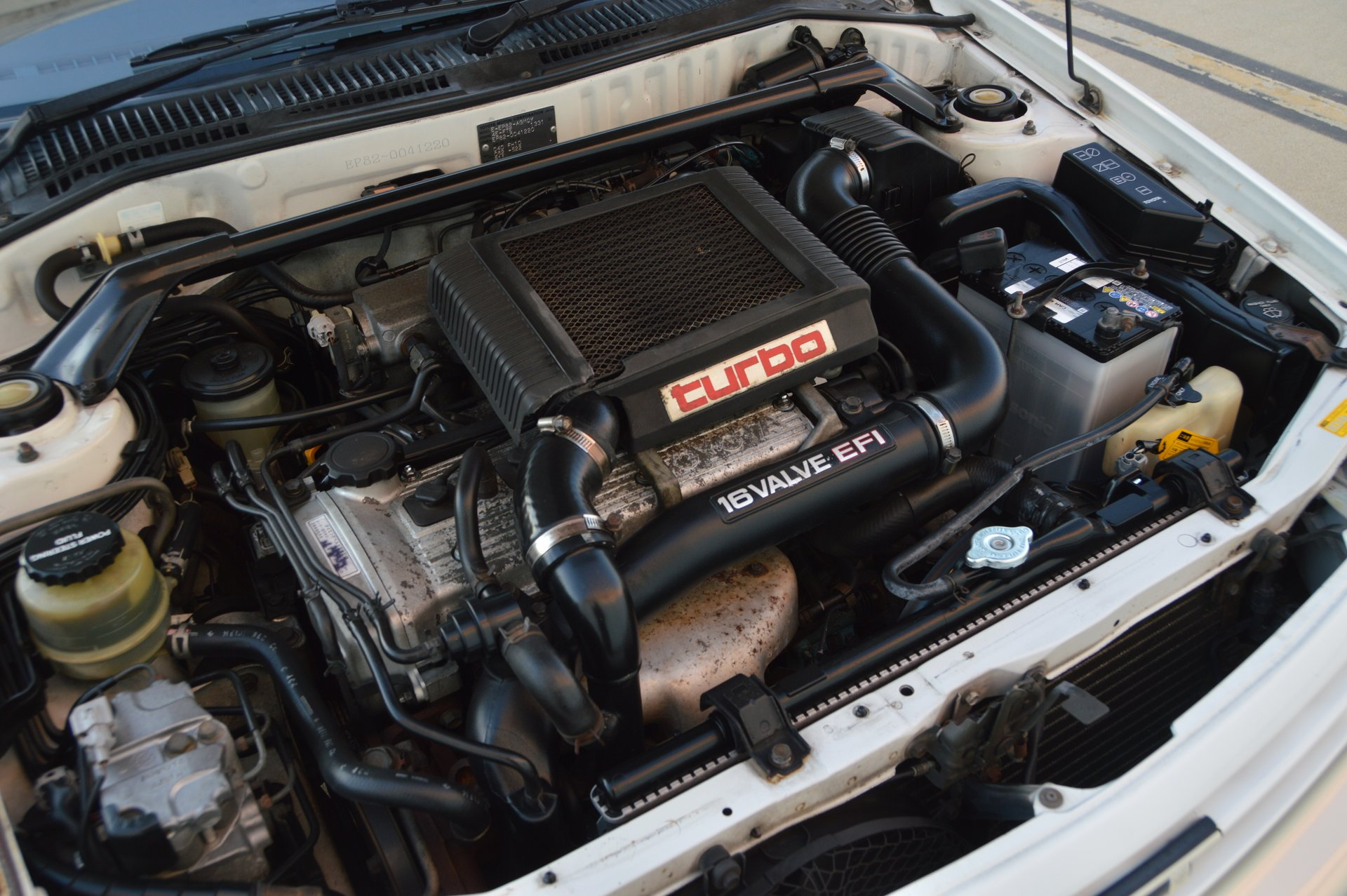 1990 Toyota Starlet GT Turbo for sale #76381   MCG