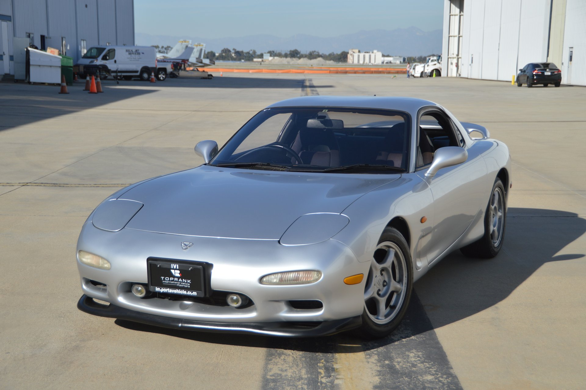 International Vehicle Importers >> 1992 Mazda Rx 7 Toprank Motorworks