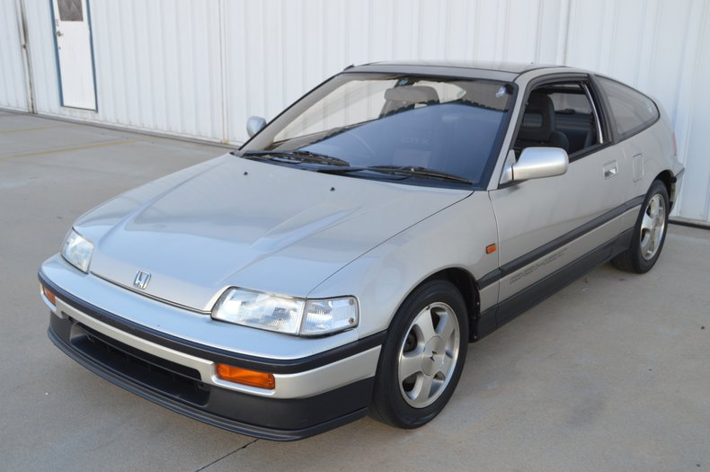 International Vehicle Importers >> 1989 Honda CRX | Toprank Importers