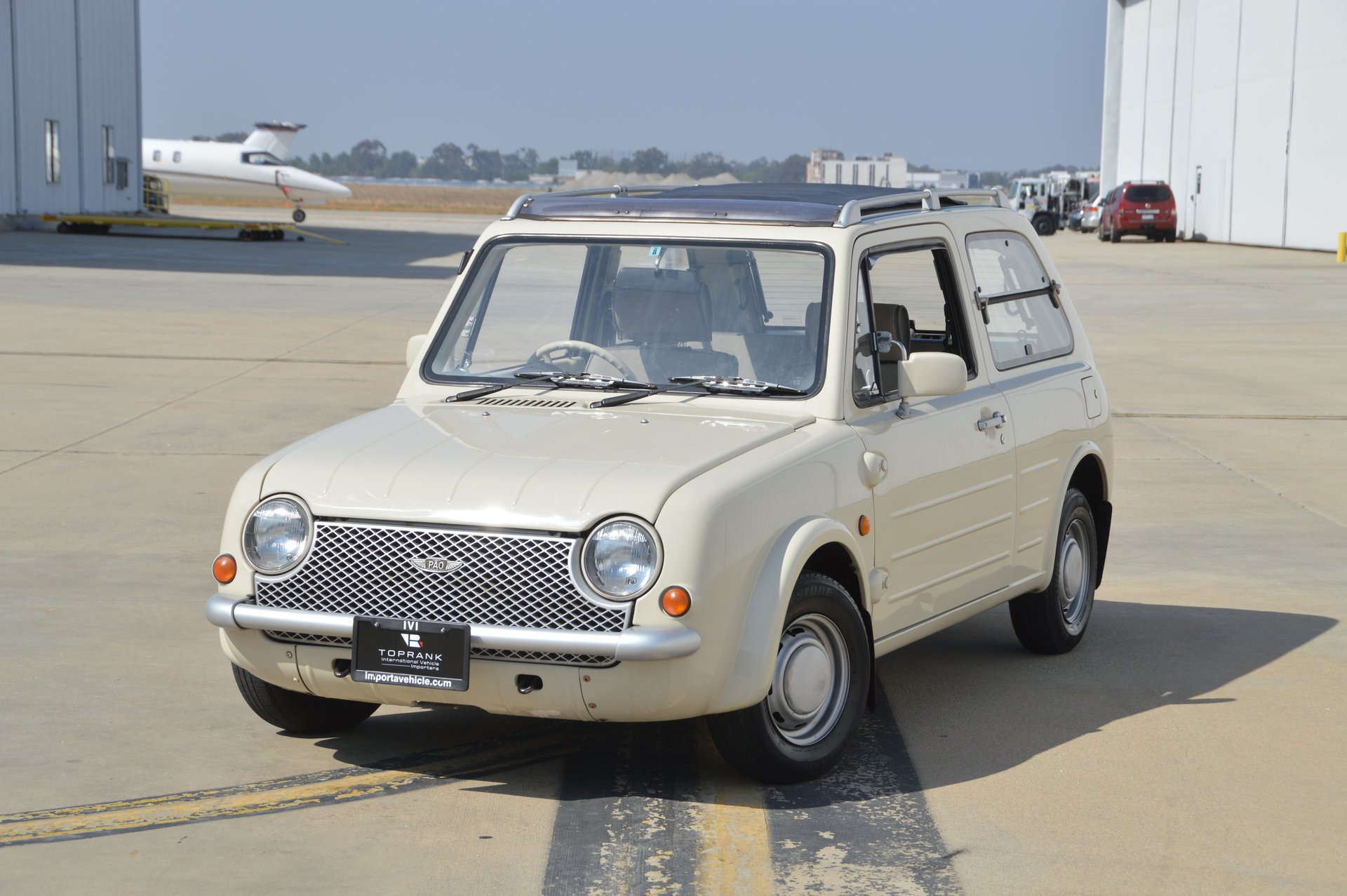 International Vehicle Importers >> 1990 Nissan Pao Toprank Motorworks