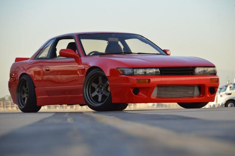 1990 Nissan Silvia For Sale
