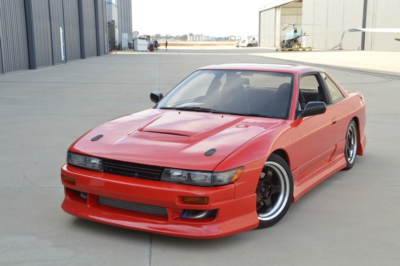 International Vehicle Importers >> 1991 Nissan Silvia | Toprank Importers