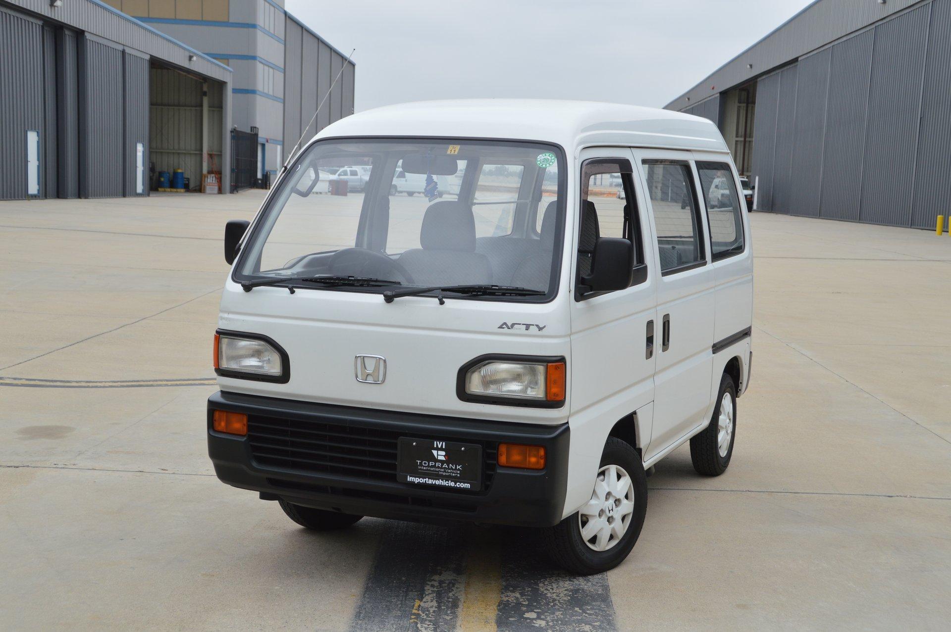 1992 Honda ACTY
