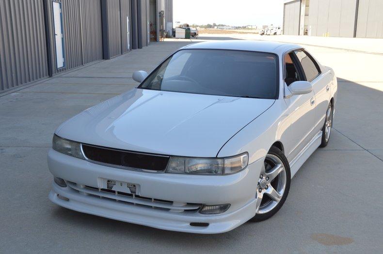 International Vehicle Importers >> 1993 Toyota Chaser Tourer V | Toprank Importers
