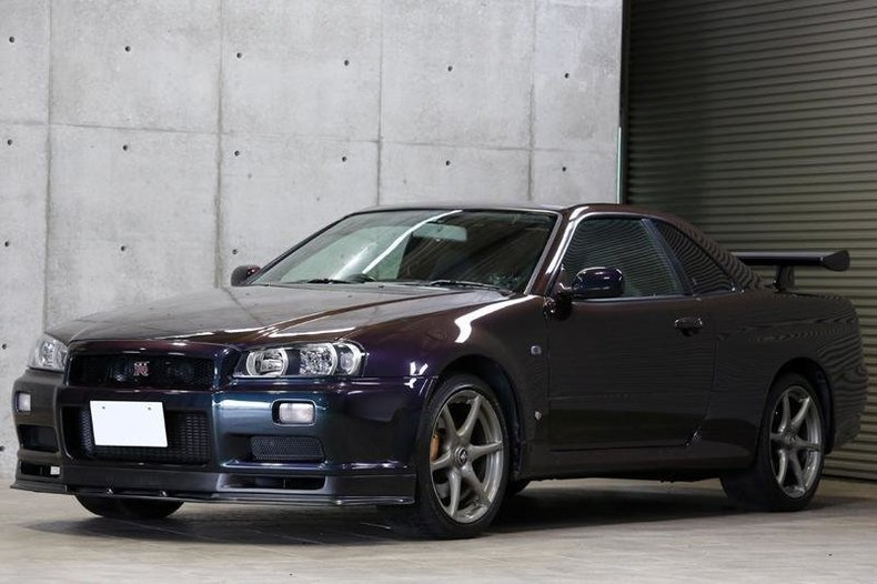 1999 Nissan Skyline For Sale