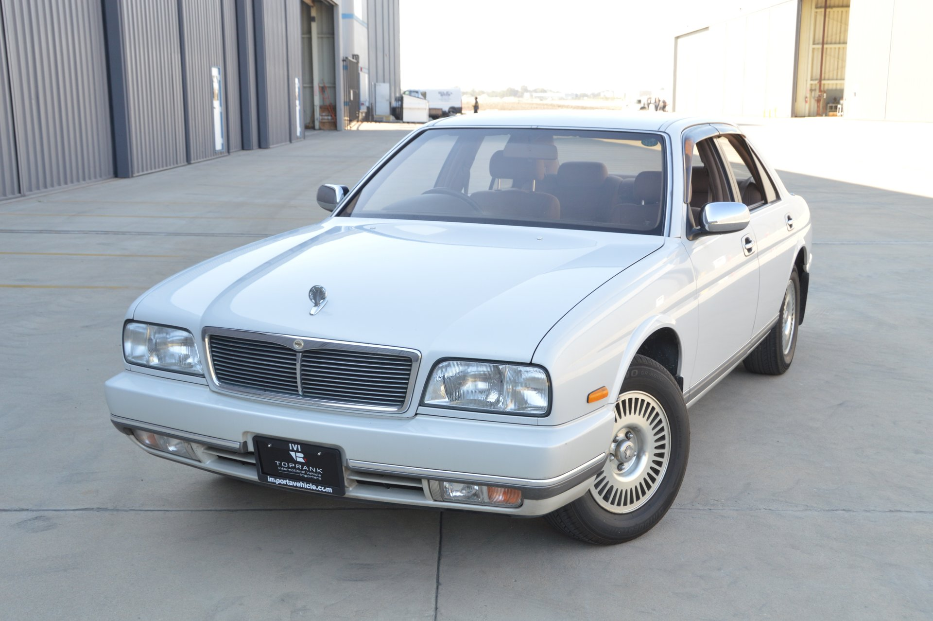International Vehicle Importers >> 1993 Nissan Cima Toprank Motorworks
