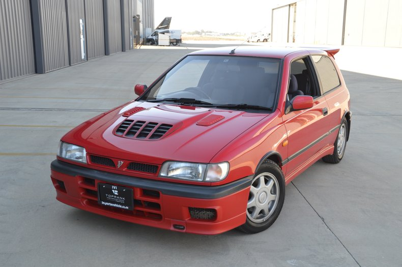 1990 Nissan Pulsar For Sale
