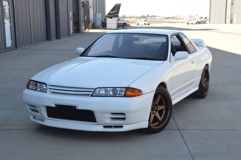 1993 Nissan Skyline   Toprank Motorworks