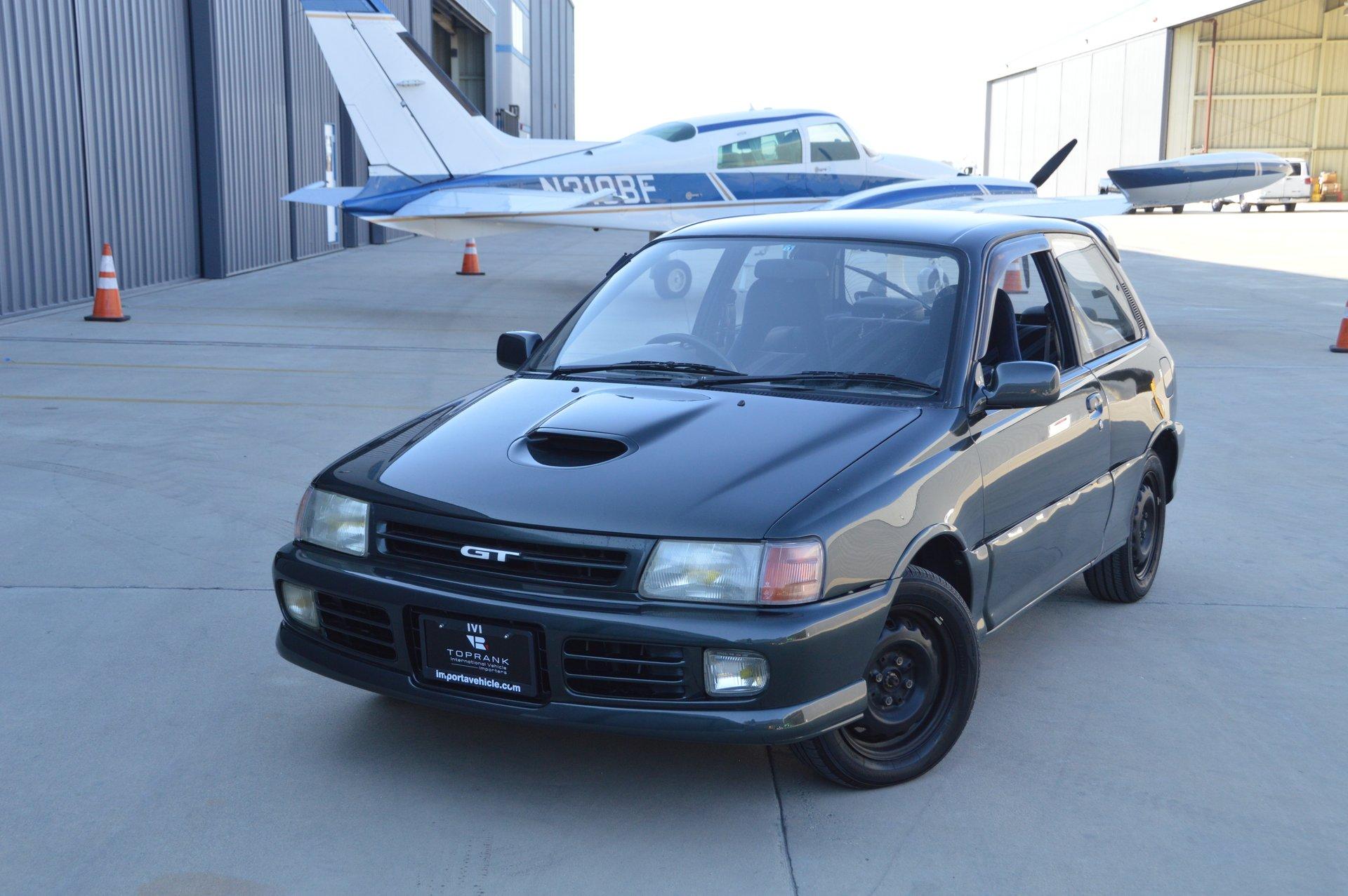 1991 Toyota Starlet GT Turbo