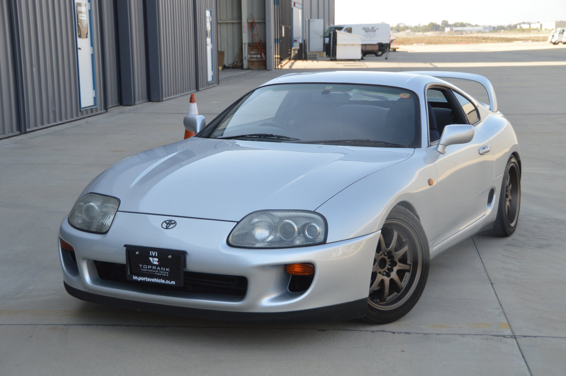 International Vehicle Importers >> 1993 Toyota Supra Toprank Motorworks