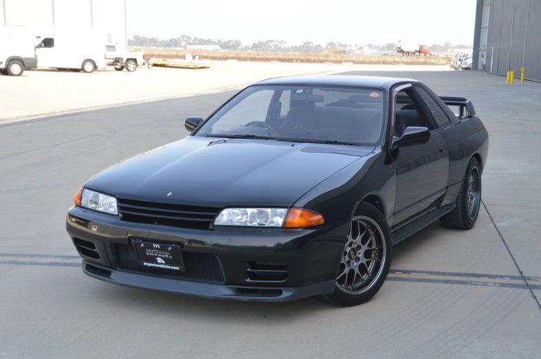 1992 Nissan Skyline For Sale