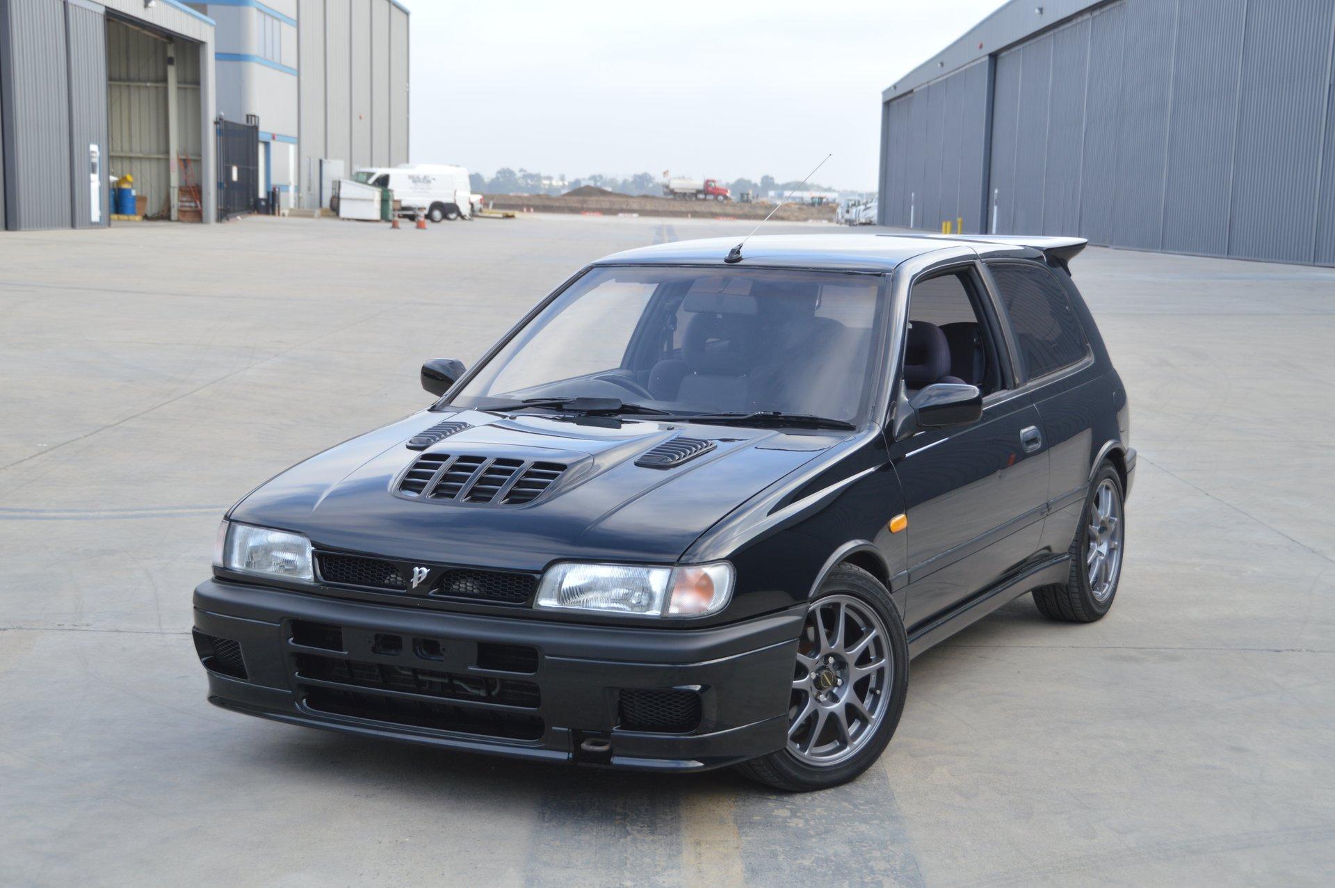 1992 Nissan Pulsar