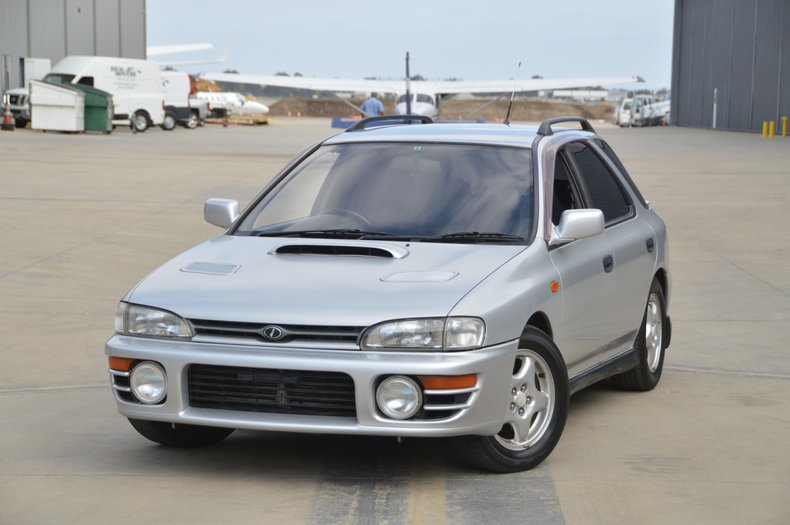 1993 Subaru Impreza WRX For Sale
