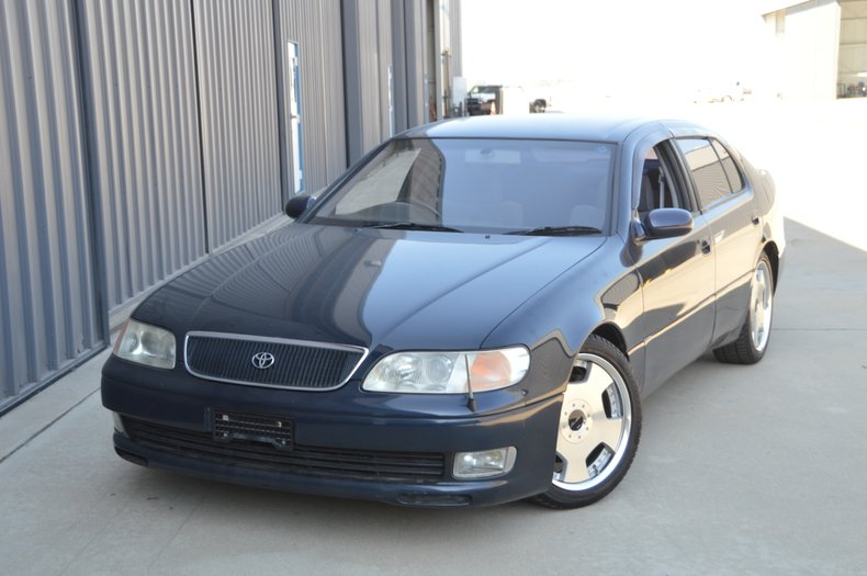 1993 Toyota Aristo For Sale