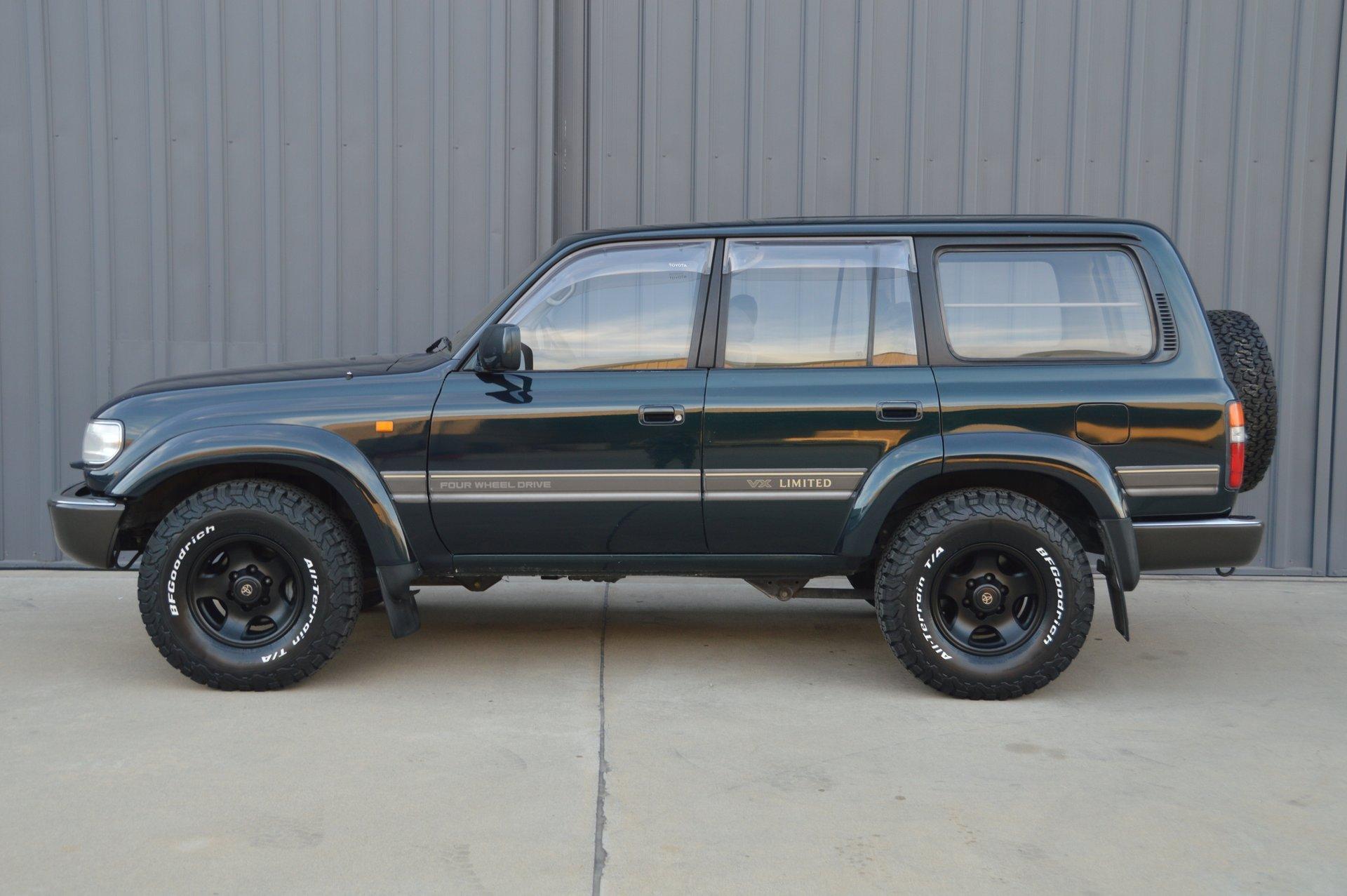 1992 Toyota Land Cruiser | Toprank Importers