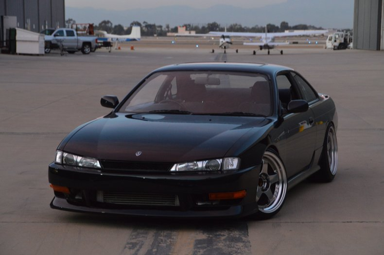 1993 Nissan Silvia For Sale