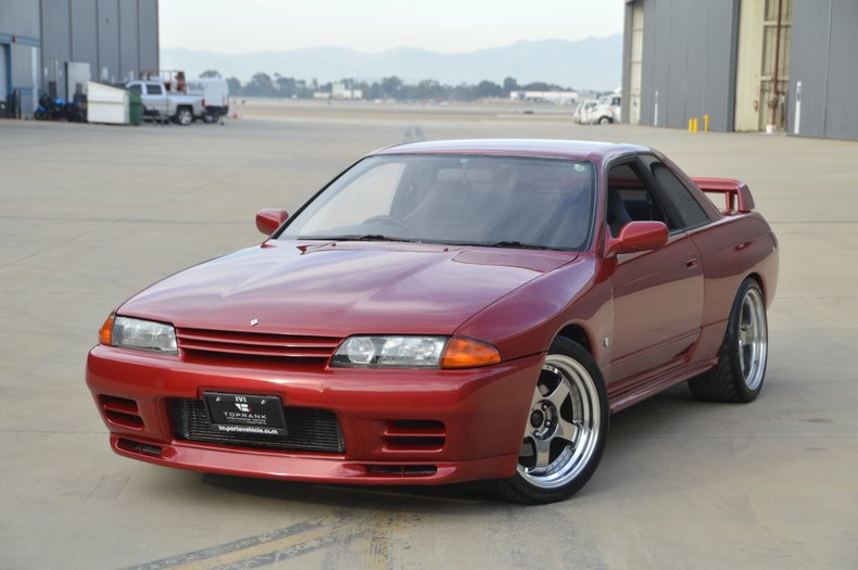 1992 Nissan Skyline For Sale