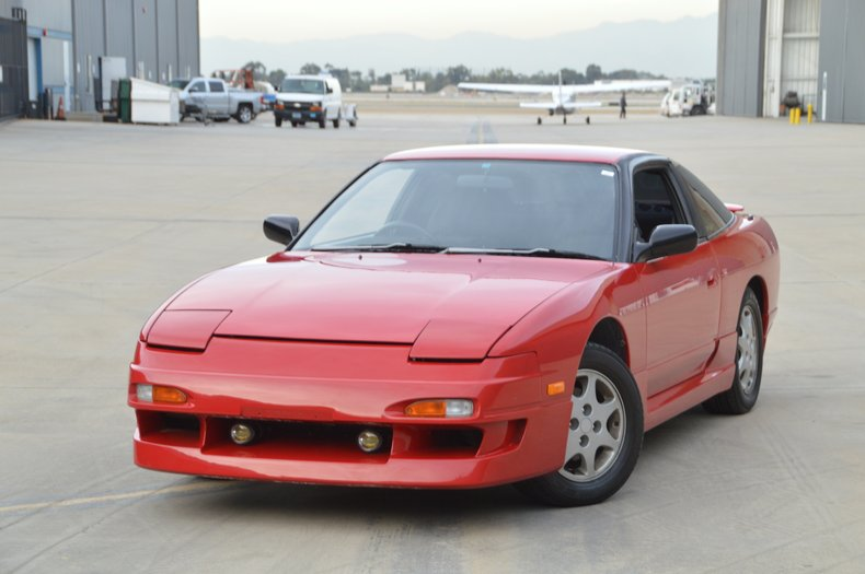 1993 Nissan 180SX For Sale