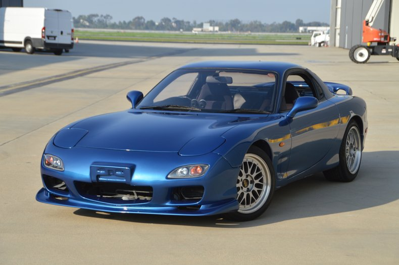 International Vehicle Importers >> 1992 Mazda RX-7 | Toprank Importers