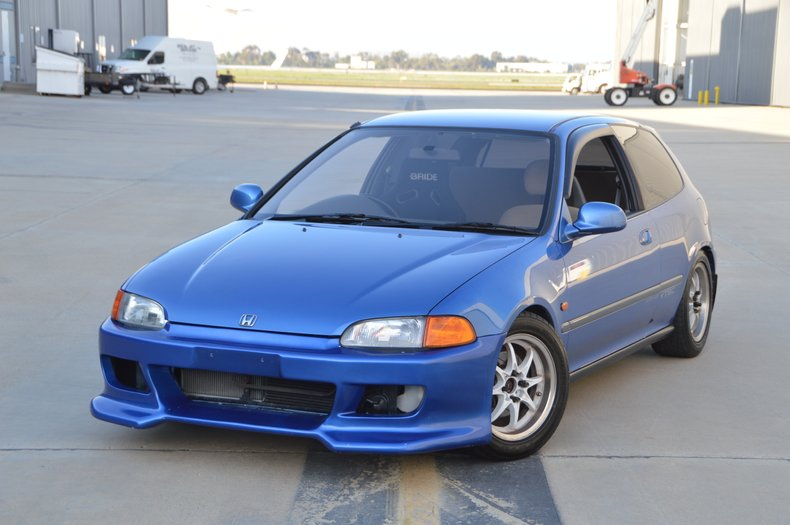 1992 Honda Civic For Sale