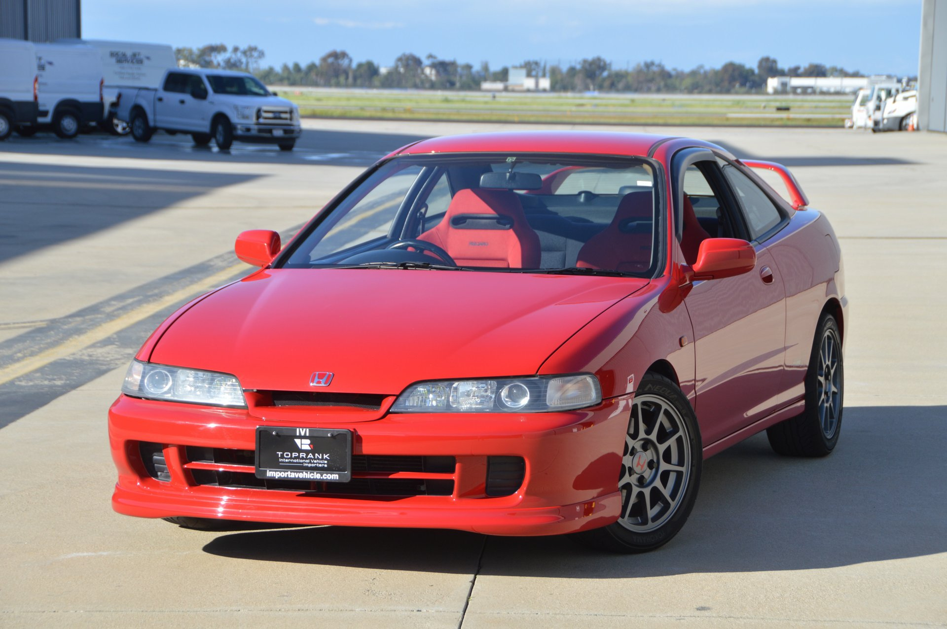 International Vehicle Importers >> 1993 Honda Integra Toprank Motorworks
