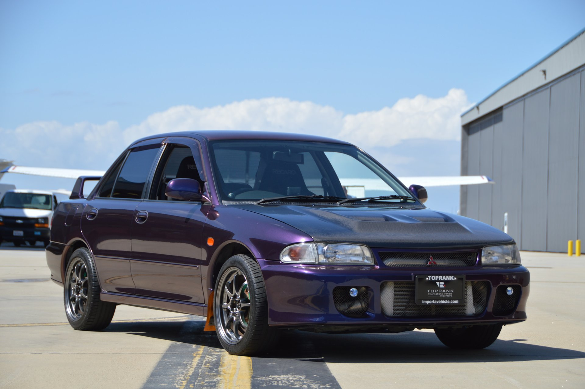 1992 Mitsubishi Lancer Evolution