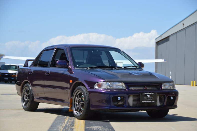 1992 Mitsubishi Lancer Evolution For Sale