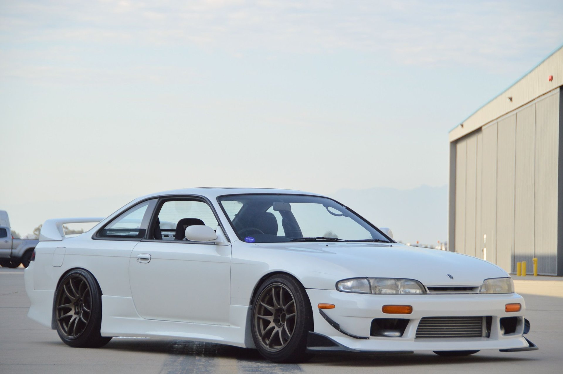 1994 Nissan Silvia