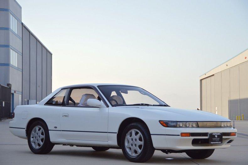 1992 Nissan Silvia For Sale
