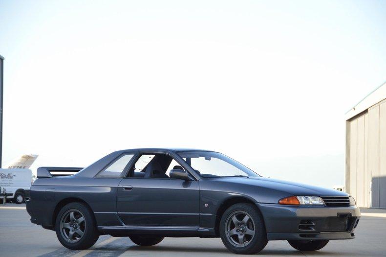 1989 Nissan Skyline For Sale