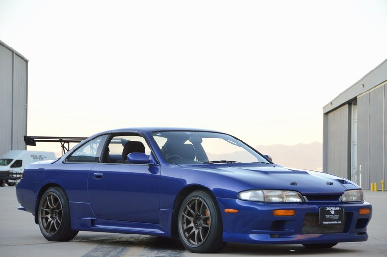1994 Nissan Silvia For Sale