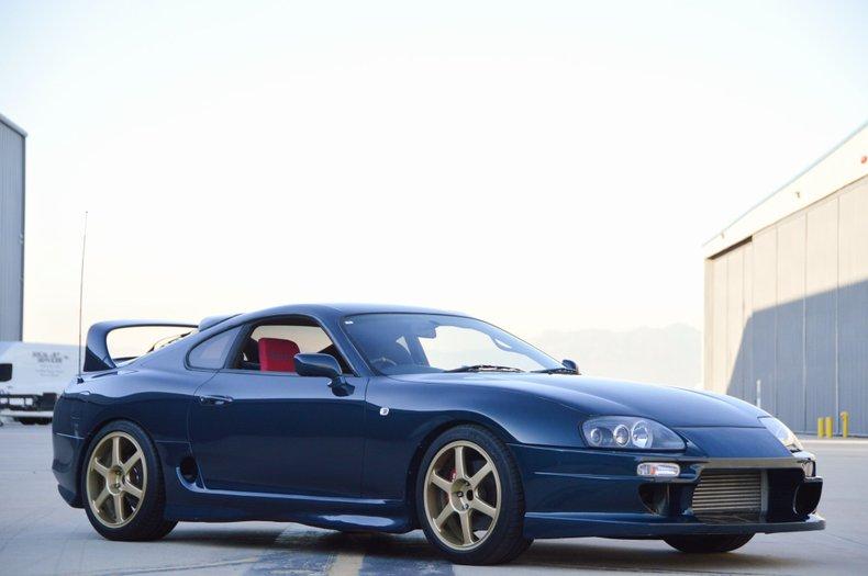 1993 Toyota Supra RZ For Sale