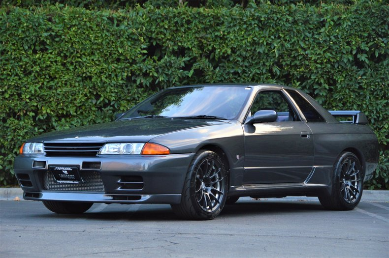 1990 Nissan Skyline GT-R For Sale